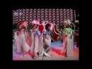 Boney M. - Brown Girl In The Ring (ZDF HD. Die ZDF-Kultnacht. Get up and party! 01.01.2014)
