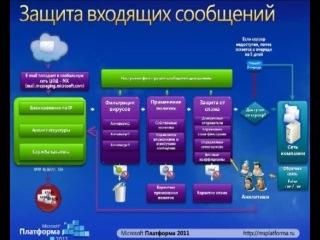 Облачные технологии безопасности для компании (IS303)