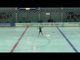 Аделина Сотникова, 3 й этап Кубка России 2014, ПП