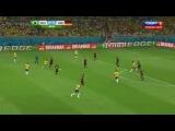 Чемпионат мира по футболу 2014 в Бразилии, Бразилия - Германия