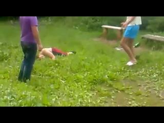 �����! ������� ������ � �����! - drunk fight