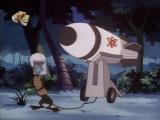 Чёрный Плащ / Darkwing Duck (Cезон 1-3 из 3 , Серия 77 из 91) [1991-1995, Мультсериал, Боевик, Детектив, Комедия, Приключения, Семейный, SATRip, Полное дублирование]