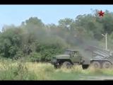 Ополченцы передали музыкальный привет украинским силовикам   Телеканал «Звезда»