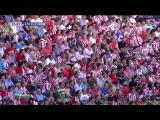 Чемпионат Испании 2014-15 / Примера / 04-й тур / Атлетик - Гранада / 1 тайм
